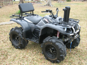Grizzly 660 Snorkel Kit >> Triangleatv Goin Deep Riser Snorkel Kit 2002 2008 Yamaha Grizzly