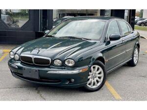 2002 Jaguar X-Type Selling AS-IS|5 Speed Manual