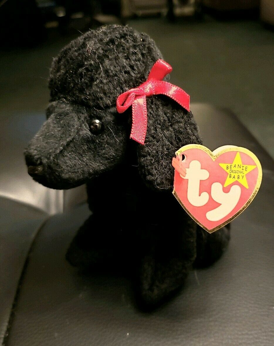 1997 TY BEANIE BABY GIGI with ERRORS and VARIATIONS