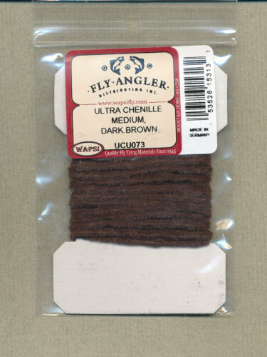dark brown     UCU073 Ultra chenille medium