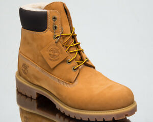 9d7f92a6117 Timberland 6 Inch Premium Fur Lined Waterproof Boots Lifestyle Shoes ...