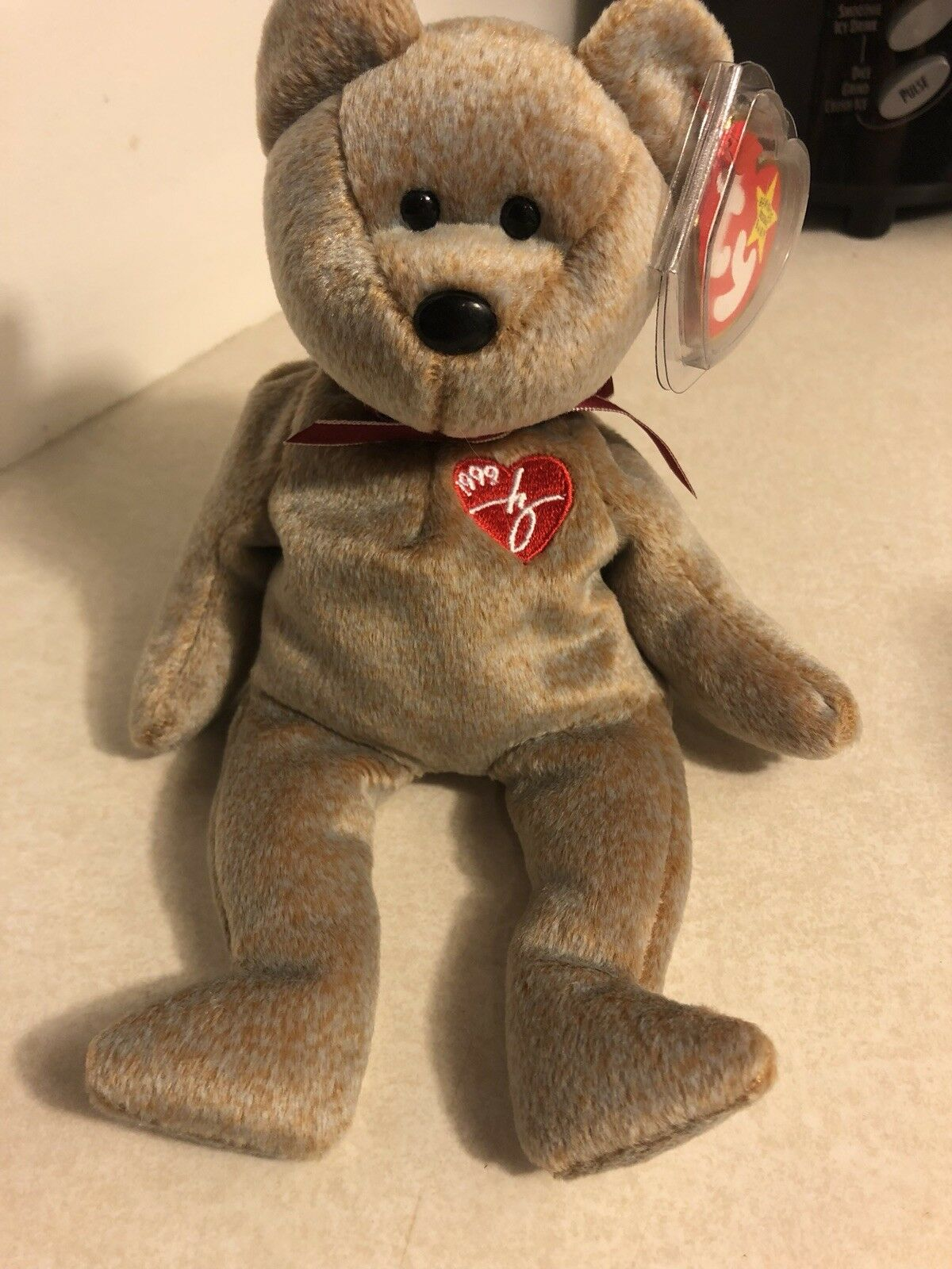 1999 Signature Beanie Baby - Excellent Condition - w tag errors