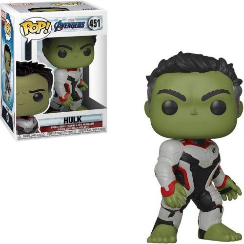Funko Pop Marvel Avengers Endgame Hulk Vinyl Bobble-Head 36659 NEW!