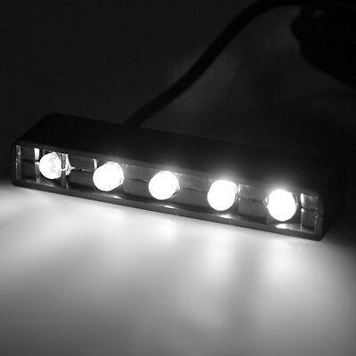 Motorcyle Car Truck LED License Number Plate Light Lamp Decor White DC12V