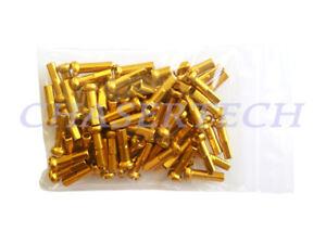 1.8 72 15G Chrome plated Brass nipples