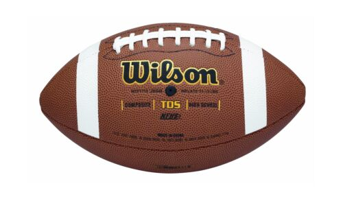 Official Size Wilson TDS Composite Football