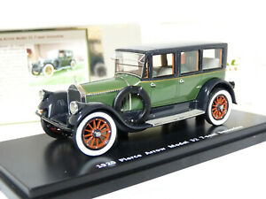Esval-EMUS43043A-1-43-1920-Pierce-Arrow-Model-32-Limousine-Resin-Model-Car