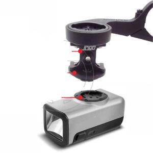 TRIGO Alloy Flash Light Mount for Garmin Varia Smart Bike Headlight HL500 HL501