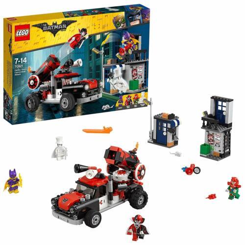 LEGO 70921  Batman Harley Quinn Cannonball Attack 2018