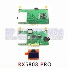 GE-FPV RX5808 Pro 5.8G 40CH Diversity FPV Receiver OLED Display For Fatshark Gog