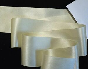 2-034-WIDE-DOUBLE-FACE-SILK-SATIN-RIBBON-CREAM-BY-THE-YARD