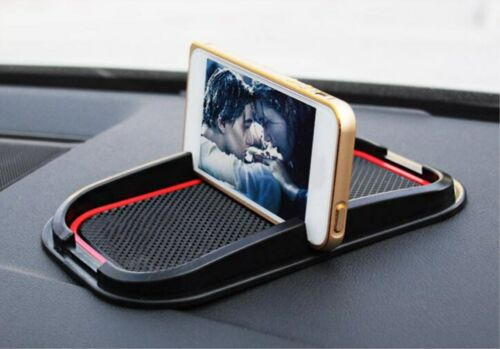 GPS Support Car Accessories Mobile Phone Anti Slip Pad For Cadillac