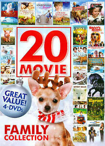 20-Movie-Family-Collection-Vol-2-DVD-2013-4-Disc-Set