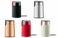 Bodum Bistro Electric Blade Coffee Grinders, 5 Colors