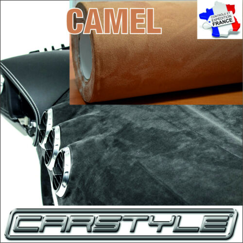 CARSTYLE SUEDINE-DAIM ADHESIF Conformable pose facile competition racing auto