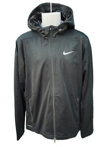 New-NIKE-JUST-DO-IT-MENS-STORM-FIT-Active-Jacket-Black-M