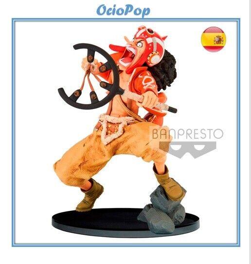 One Piece / Figura Usopp 15 cm- Banpresto World Figure Colosseum Vol. 7 *BWFC*