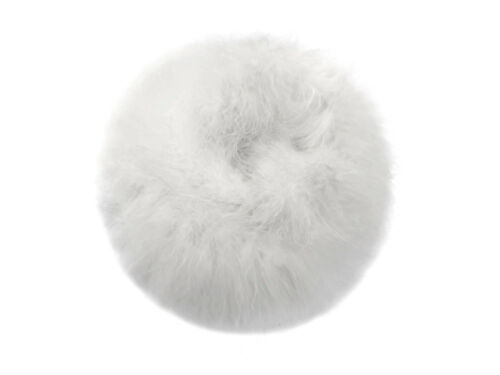2 Yards Snow White Turkey Medium Weight Marabou Feather Boa 25 Gram Costume