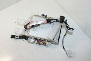 Details about #4033x Toyota Yaris 2008 1.4 D4D LHD Genuine Fuse Box on