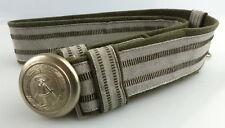 original alte NVA Feldbinde mit Schlaufe für Dolchgehänge, Orden3128
