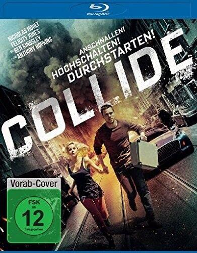 COLLIDE BD - HOULT,NICHOLAS/JONES,FELICITY    BLU-RAY NEUF