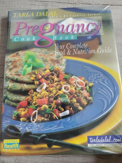 pregnancy cookbook tarla dalal  ebay