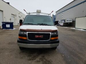 2006 GMC SAVANNA 3/4 TON VAN