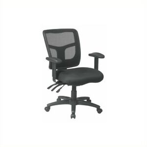 Office Star Products Pro Line Ii Progrid Back Managers Chair 92343