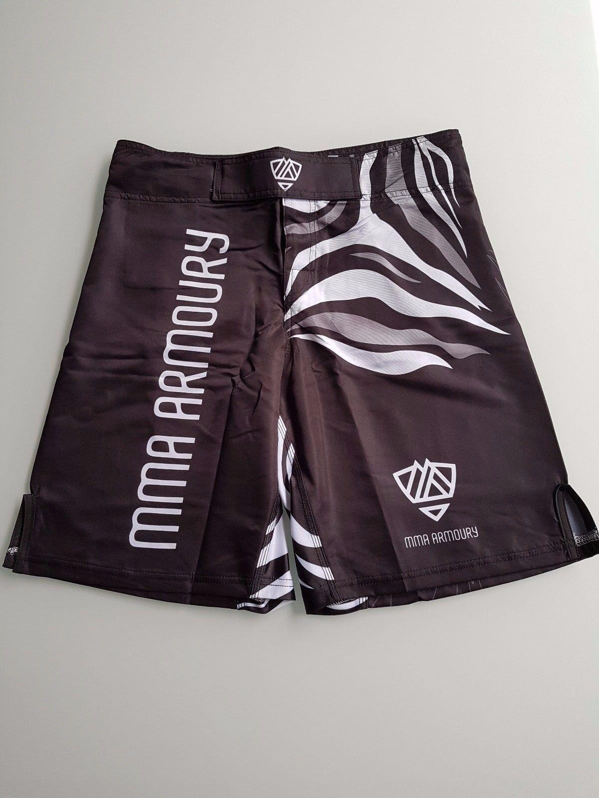 MMA,BJJ, Jui Jitsu, No Gi - Tiger Stripes Shorts - Kids