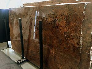 Arbeitsplatte Stein Natursteinplatte Duschwand Tischplatte Granit