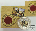2009 200 Years of Postal History in Australia 1oz Silver Proof Dollar coin