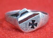 German Ring military Iron Cross Imperial  ww1 ww2 WWII WWI