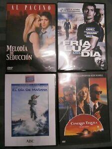 Lote-2-DVD-El-dia-de-manana-Black-Light