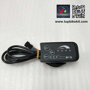 36V-LED810-Display-Level-Meter-Panel-for-electric-bike-ebike-e-scooter-4pins