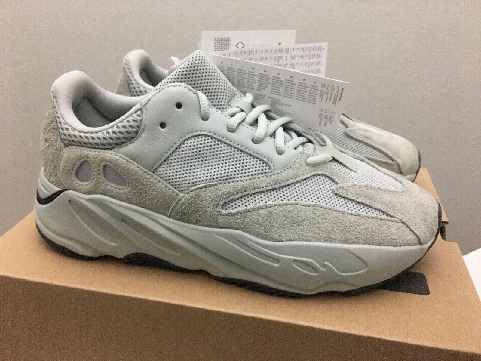 Adidas Yeezy Boost 700 Salt Grey Mens 9