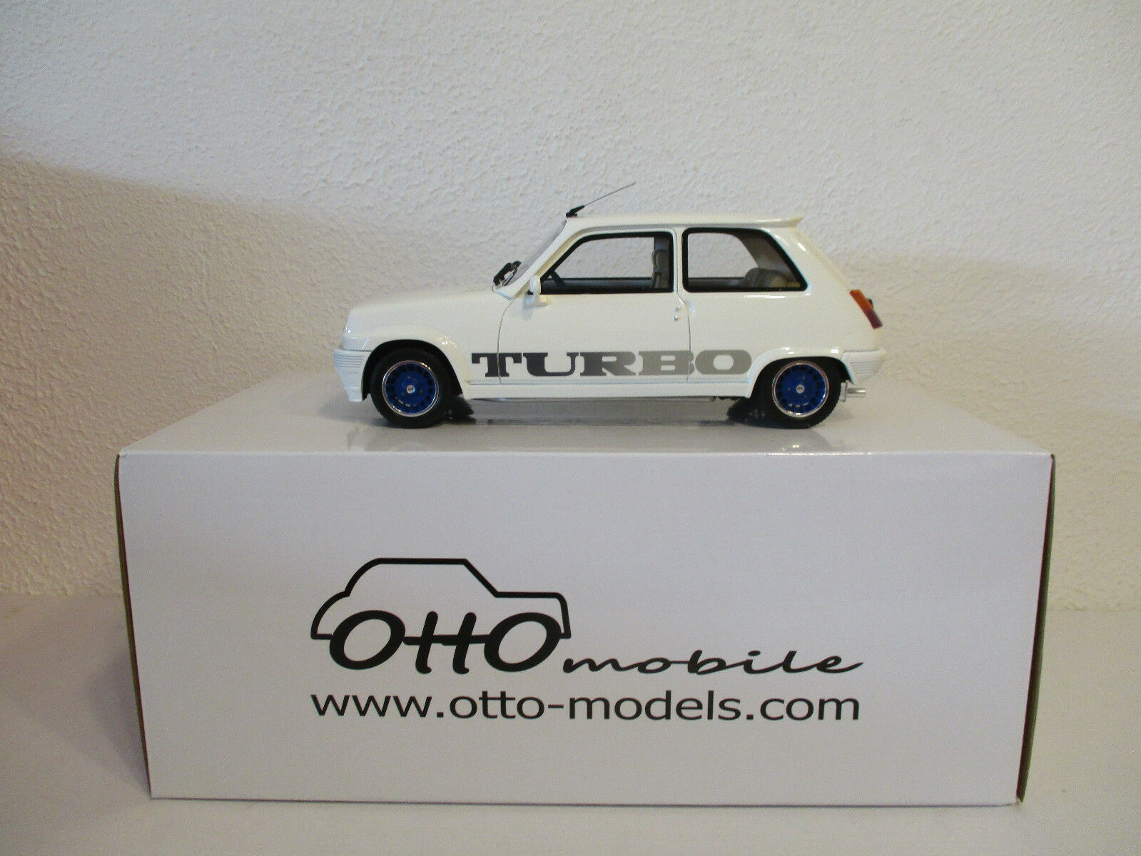 Ottomobile Renault R5 Gordini Nuevo Emb. Orig.