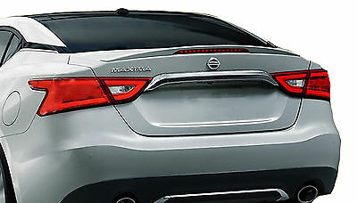 UNPAINTED REAR SPOILER FOR A NISSAN MAXIMA FACTORY STYLE SHORT VERSION 2016-2018