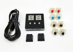 NONO-PRO-Keyboard-for-OSU-4x-Cherry-MX-DIY-switches-Game-Fast-SILVER-SWITCH
