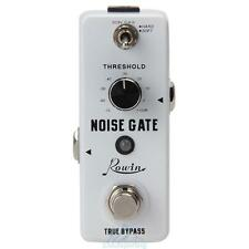 For Donner Noise Killer Guitar Noise Gate Suppressor Effect Pedal Accessory