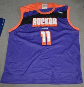 5ec877ed8cd Rucker Park Pro Am Basketball Game Worn Jersey 3XL Street Ball NYC ...