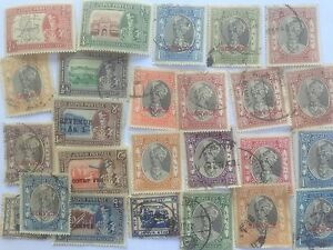 25 Different Indian States Stamp Collection - Jaipur