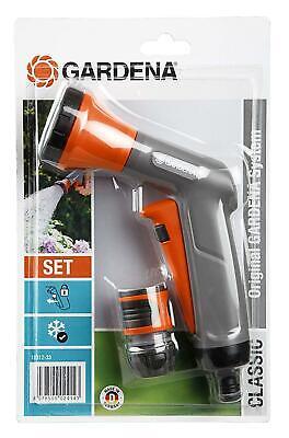 Gardena Classic Brause Blau 10x1x10cm Bewasserung Werkzeug Zubehor Aufsatze Neu