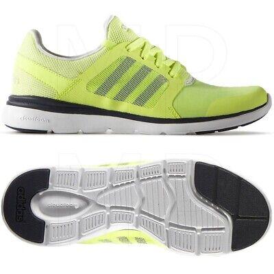 Adidas Cloudfoam Xpression Women's Sneakers Running Shoes Sport Neon Gelb /   eBay