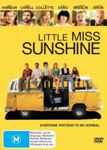 1 of 1 - LITTLE MISS SUNSHINE (DISC ONLY) *DVD* R4 (LIKE NEW)