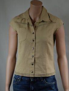 chemise-debardeur-lin-femme-MEXX-taille-36-38