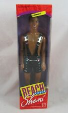 1992 Mattel JAMAL SHANI Beach Streak Collection AA/Black Male Doll  Rare HTF