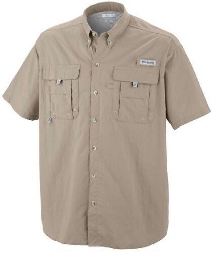Columbia PFG Bahama ll Mens Short Sleeve Fishing Shirt Big /& Tall NEW