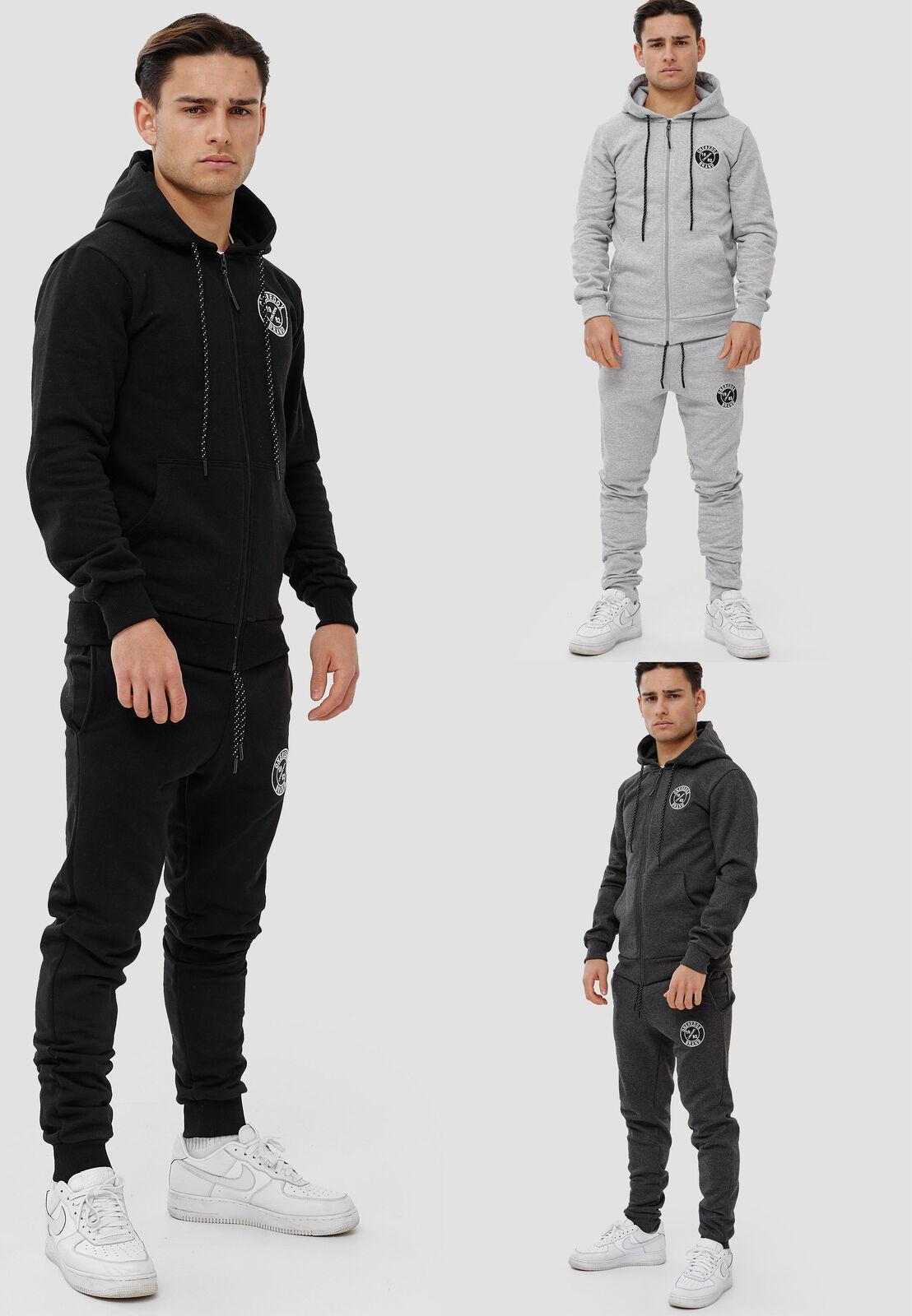 Jogging Tracksuit Trackies Fitness Jogger Streetwear Mens