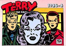 [241] TERRY AND THE PIRATES ed. Comic Art 1946 Yellow Kid n.  143 stato Ottimo