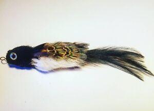 Bettie-Black-Bird-Cat-Toy-Teaser-Tiga-Toys-realistico-Piuma-Chase-Dangle-giocattolo